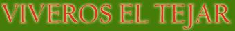 VIVEROS EL TEJAR logo